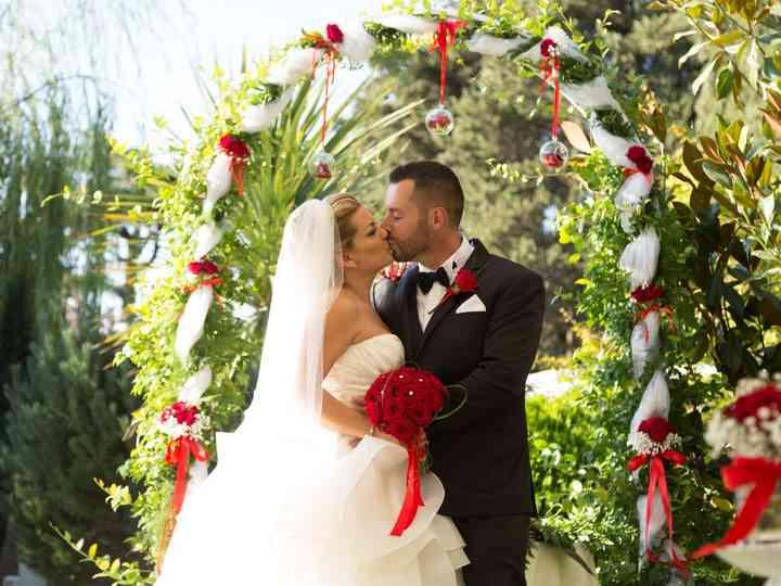 le nozze di Adys e Giovanni