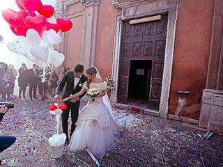 Le nozze di Maurizia e Andrea