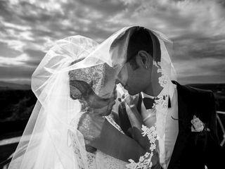 Le nozze di Yoon Hee e Gianfelice
