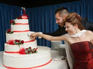 Le nozze di Gianluca e Sara