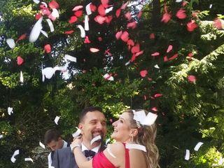 Le nozze di Sara Frisulli e Maurizio Di Domenico 1