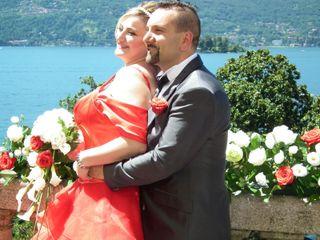 Le nozze di Sara Frisulli e Maurizio Di Domenico