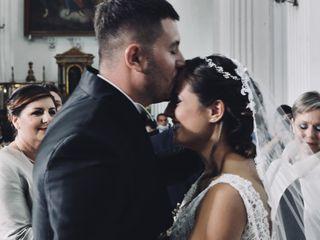 Le nozze di Lisa e Salvatore
