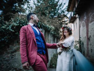 Le nozze di Davide e Karen