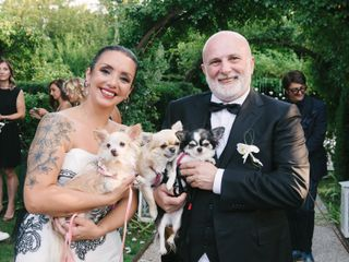 Le nozze di Viviana e Pasquale