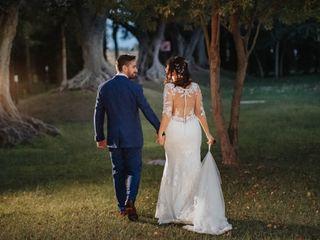 Le nozze di Pamela e Ciro