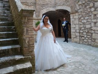 Le nozze di Virginia e Daniele