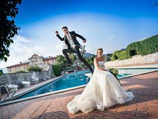 Le nozze di Silvia e Matteo