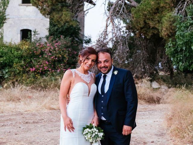 le nozze di Rosy e Andrea