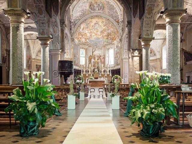 Il matrimonio di Milena e Federico a Stresa, Verbania 11