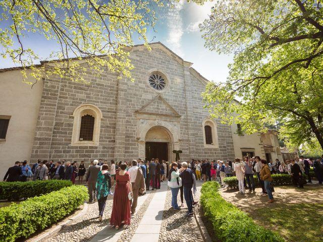 Il matrimonio di Milena e Federico a Stresa, Verbania 14