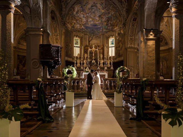 Il matrimonio di Milena e Federico a Stresa, Verbania 20