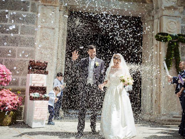 Il matrimonio di Milena e Federico a Stresa, Verbania 21