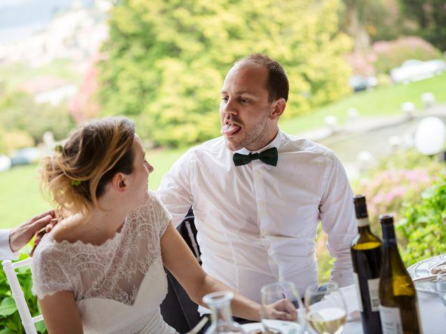 Il matrimonio di Milena e Federico a Stresa, Verbania 30