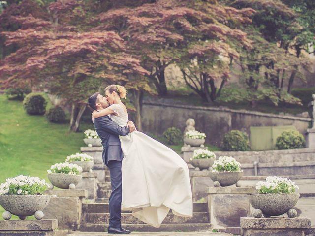 le nozze di Federico e Milena