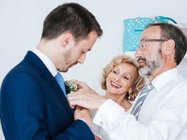 Il matrimonio di Jordi e Maria Chiara a Grottammare, Ascoli Piceno 9