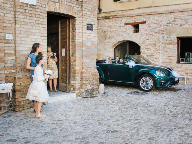Il matrimonio di Jordi e Maria Chiara a Grottammare, Ascoli Piceno 26