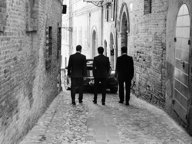 Il matrimonio di Jordi e Maria Chiara a Grottammare, Ascoli Piceno 42
