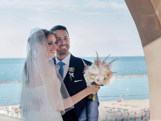 Il matrimonio di Jordi e Maria Chiara a Grottammare, Ascoli Piceno 48