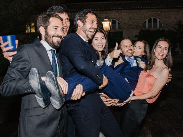 Il matrimonio di Jordi e Maria Chiara a Grottammare, Ascoli Piceno 76