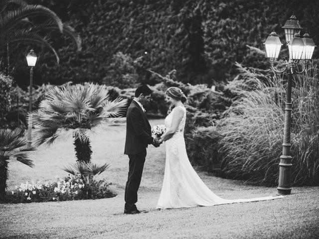le nozze di Tiziana e Benedetto