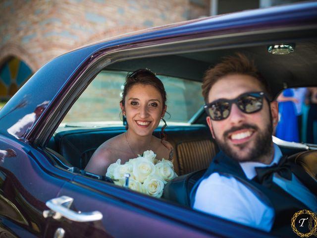 Il matrimonio di Daniele e Elena a Dalmine, Bergamo 9