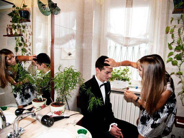 Il matrimonio di Andrea e Maurizia a Montichiari, Brescia 2