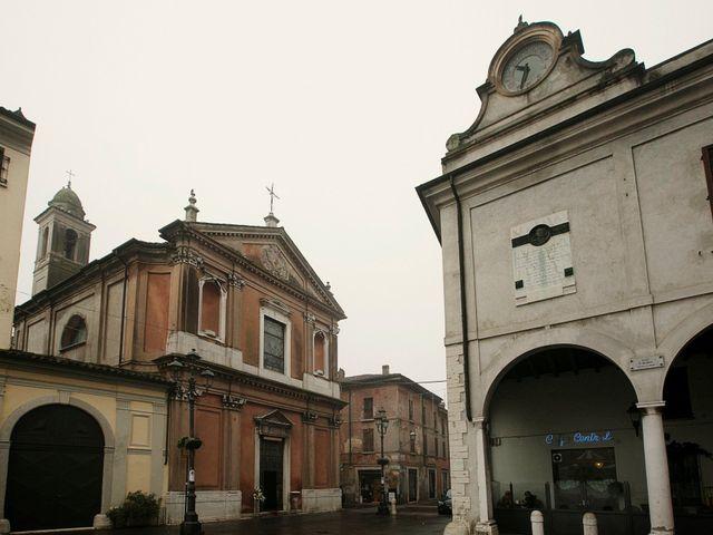Il matrimonio di Andrea e Maurizia a Montichiari, Brescia 13