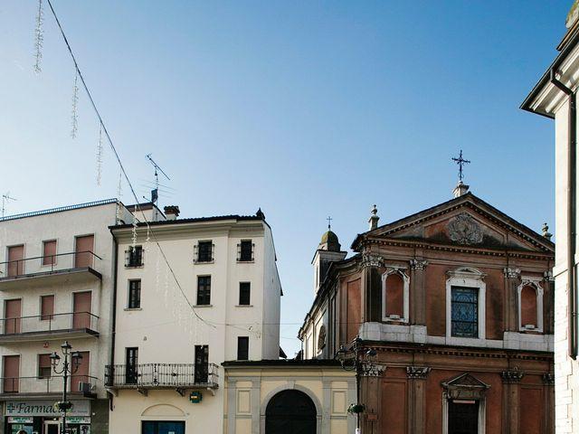 Il matrimonio di Andrea e Maurizia a Montichiari, Brescia 14
