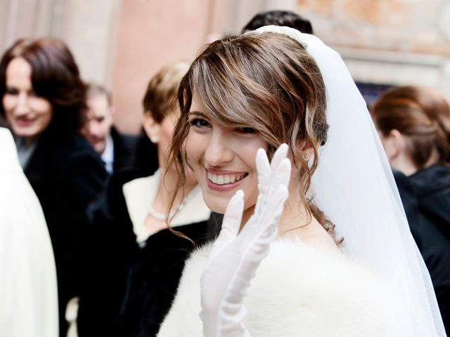 Il matrimonio di Andrea e Maurizia a Montichiari, Brescia 18
