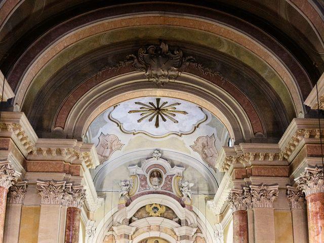 Il matrimonio di Andrea e Maurizia a Montichiari, Brescia 19