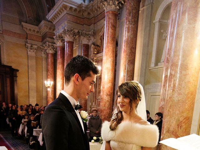Il matrimonio di Andrea e Maurizia a Montichiari, Brescia 23