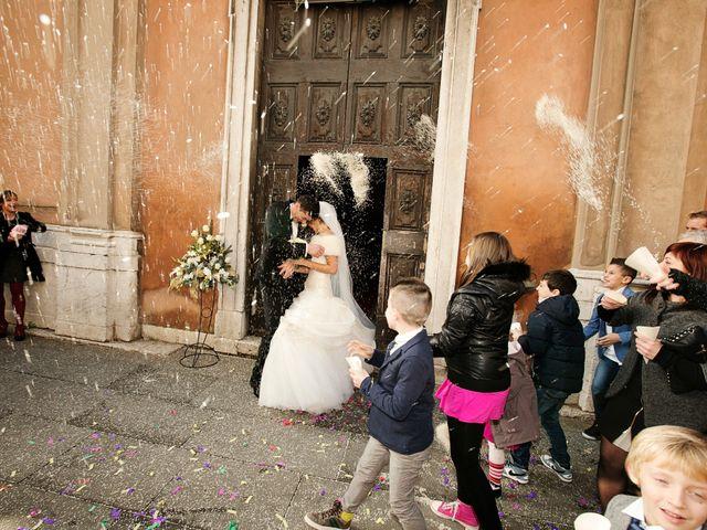 Il matrimonio di Andrea e Maurizia a Montichiari, Brescia 25