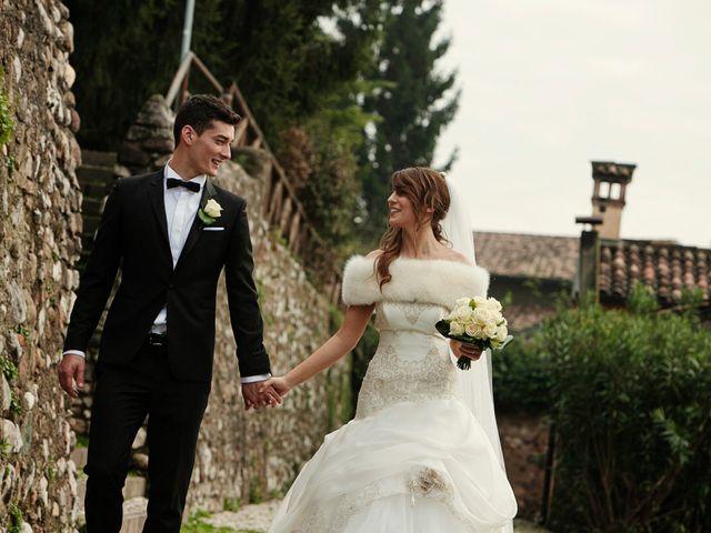 Il matrimonio di Andrea e Maurizia a Montichiari, Brescia 29