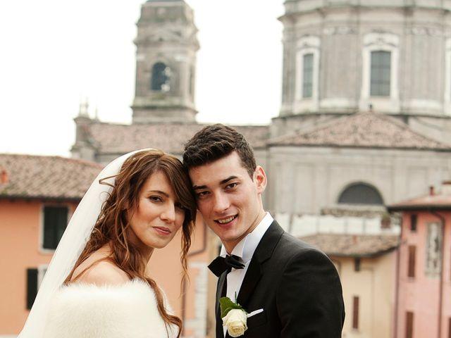 Il matrimonio di Andrea e Maurizia a Montichiari, Brescia 31