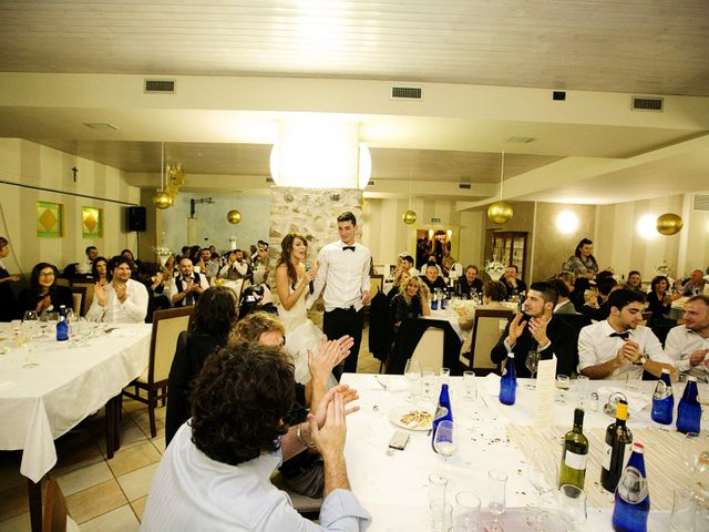 Il matrimonio di Andrea e Maurizia a Montichiari, Brescia 36