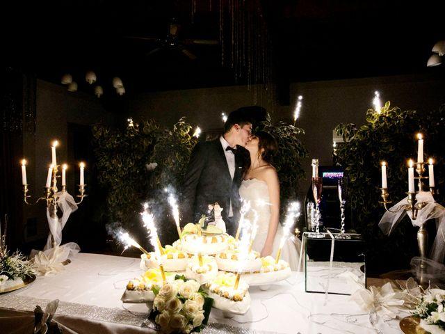 Il matrimonio di Andrea e Maurizia a Montichiari, Brescia 37