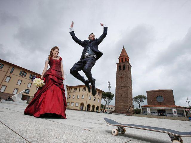 Il matrimonio di Sara e Gianluca a Carbonia, Cagliari 1