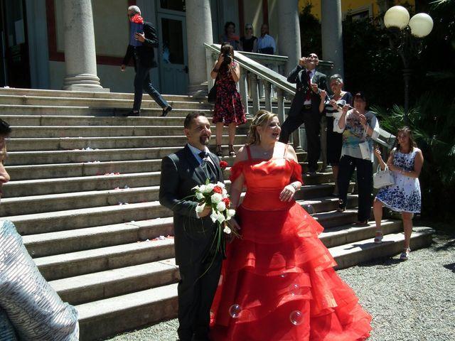Il matrimonio di Maurizio Di Domenico e Sara Frisulli a Verbania, Verbania 6