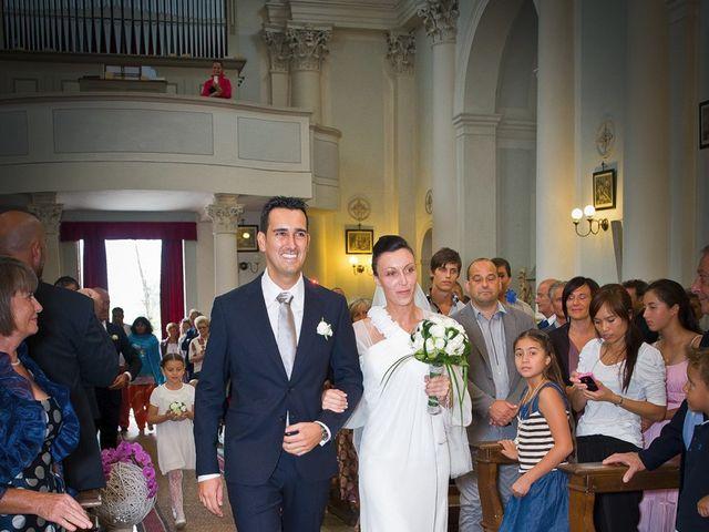 Il matrimonio di Paolo e Elena a Codognè, Treviso 55