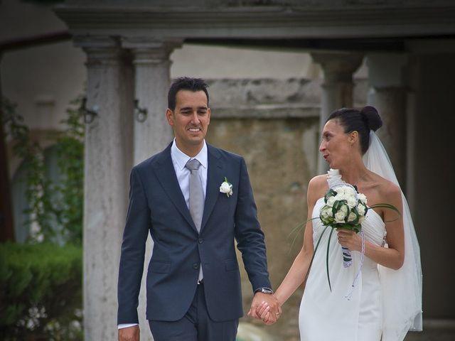 Il matrimonio di Paolo e Elena a Codognè, Treviso 84