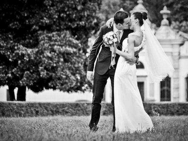 Il matrimonio di Paolo e Elena a Codognè, Treviso 87