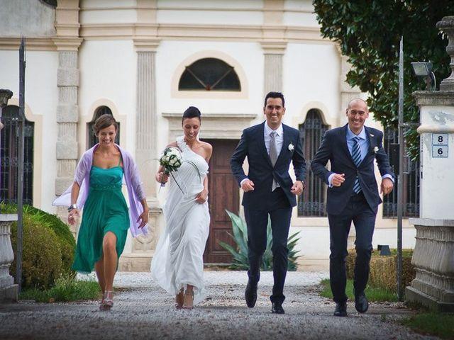 Il matrimonio di Paolo e Elena a Codognè, Treviso 91