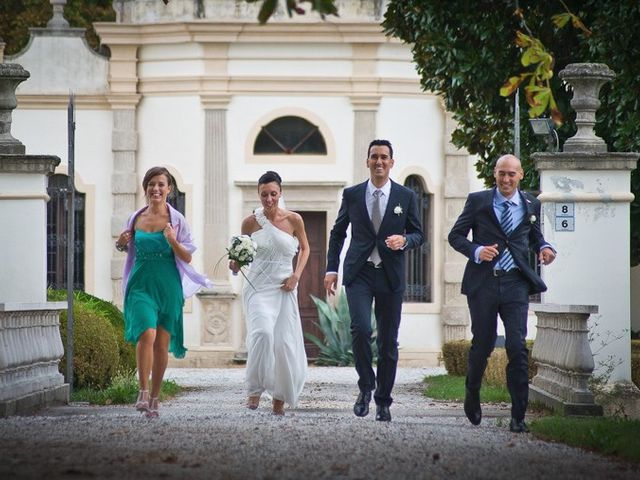 Il matrimonio di Paolo e Elena a Codognè, Treviso 92