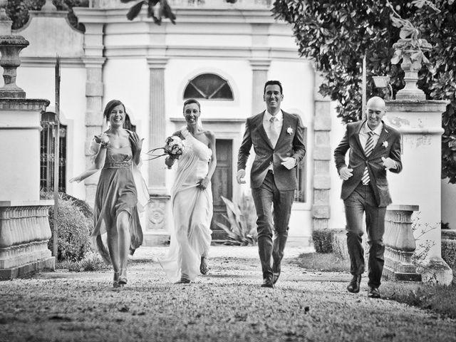 Il matrimonio di Paolo e Elena a Codognè, Treviso 93