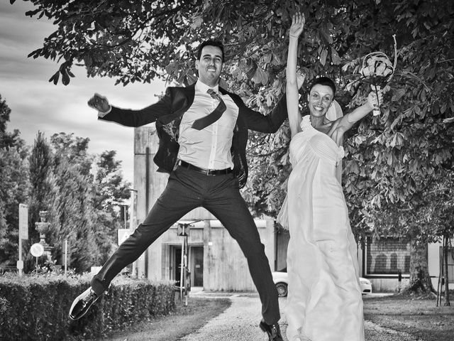 Il matrimonio di Paolo e Elena a Codognè, Treviso 94