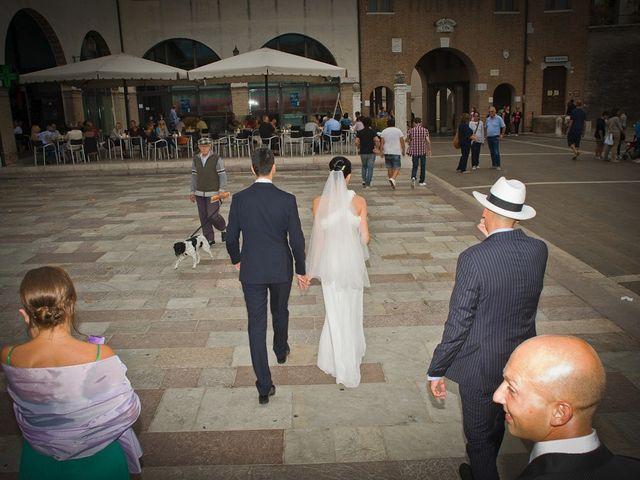 Il matrimonio di Paolo e Elena a Codognè, Treviso 96