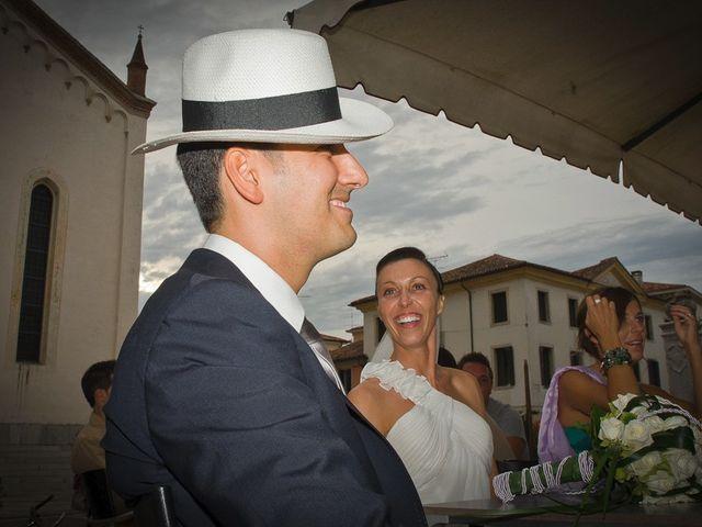 Il matrimonio di Paolo e Elena a Codognè, Treviso 97