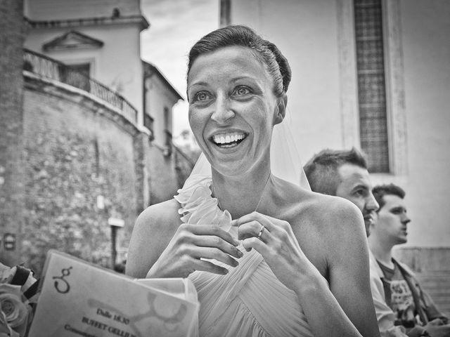 Il matrimonio di Paolo e Elena a Codognè, Treviso 98