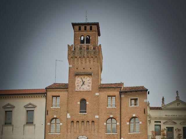 Il matrimonio di Paolo e Elena a Codognè, Treviso 101